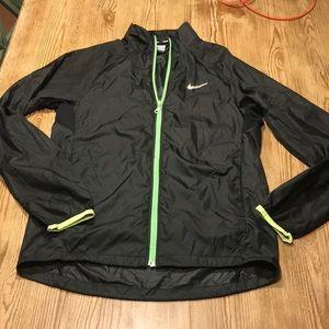 Women's Nike Running Jacket Windbreaker Small
